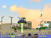 Флеш игра онлайн Спасение друзей / Third Rock Rescue