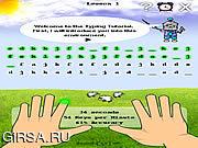 Флеш игра онлайн Печатая на машинке собрание игры