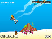 Флеш игра онлайн Undersea Underworld