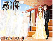Игра Пары Dressup венчания (Wedding Couple Dressup)