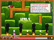 Флеш игра онлайн Дикий Огонь 2 / Wild Fire 2