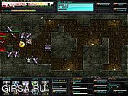 Флеш игра онлайн Защитная башня