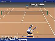 Флеш игра онлайн Ура! Теннис