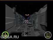 Флеш игра онлайн Star Wars - The Battle of Yavin