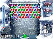 Флеш игра онлайн Пузыри Yeti