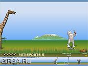 Флеш игра онлайн Игра в гольф
