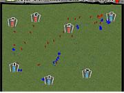 Флеш игра онлайн Армия зомби