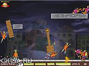 Флеш игра онлайн Детонация зомби / Zombie Boom