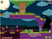 Флеш игра онлайн Зомби в лесу