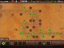 Флеш игра онлайн Zombie Crusade Wolferion