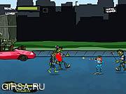 Флеш игра онлайн Zombie Mafia
