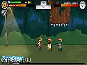 Флеш игра онлайн Исстребитель зомби / Zombie Payback