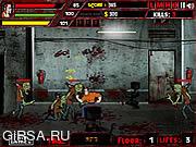 Флеш игра онлайн Zombie Rage