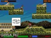 Флеш игра онлайн Zombie Rescue Squad