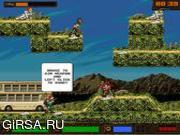 Флеш игра онлайн Отряд воскресших зомби / Zombie Rescue Squad