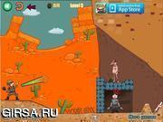 Флеш игра онлайн Зомби-терминатор