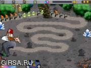 Флеш игра онлайн Зума - Зомби / Zombie Zuma