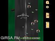 Флеш игра онлайн Бомбардировщик зомби / Zombie Bomber