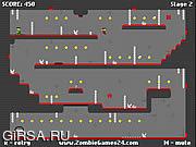 Флеш игра онлайн Zombie Crypt
