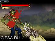 Флеш игра онлайн Zombie Erik