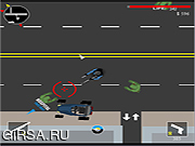 Флеш игра онлайн Орда 3 зомби / Zombie Horde 3