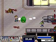 Флеш игра онлайн Зомби Съели Мой Телефон