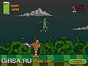 Флеш игра онлайн Zombies Can Fly