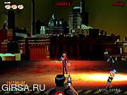 Флеш игра онлайн Zombies Defense