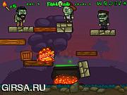 Флеш игра онлайн Zombies For Soup