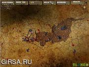 Флеш игра онлайн Остров зомби / Zombies Island
