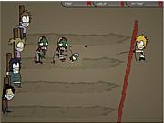 Флеш игра онлайн Зомби 2 / Zombies Mayhem 2