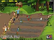 Флеш игра онлайн Уничтожитель зомби