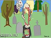 Флеш игра онлайн Zombie Shooter 3