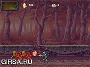 Флеш игра онлайн Zombie Survival