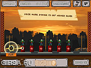 Флеш игра онлайн Добавьте zomblast