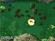 Флеш игра онлайн Zone of War
