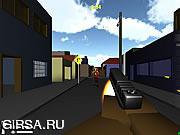 Флеш игра онлайн Зумби Блоки